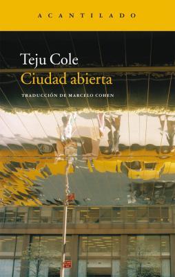 Teju Cole, <em>Ciudad abierta</em>